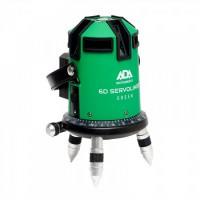 Нивелир лазерный линейный ADA 6D SERVOLINER Green (А00500)