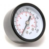 """Индикатор давления 1/4"""" 10Bar (Д 50мм)"""