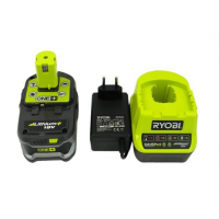 Аккумулятор + зарядное Ryobi RC18120-140