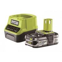 Аккумулятор + зарядное Ryobi RC18120-125