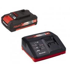 Аккумулятор + зарядное Einhell Starter-Kit 18V/3Ah
