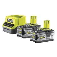 Аккумулятор + зарядное Ryobi RC18120-250