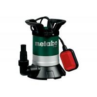 Дренажный насос для чистой воды Metabo TP8000S