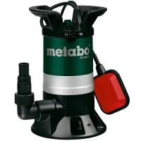 Дренажный насос для грязной воды Metabo PS7500S