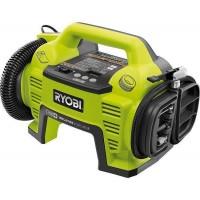Компрессор автомобильный аккумуляторный RYOBI R18l-113S