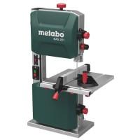 Ленточнопильный станок по дереву Metabo BAS 261 Precision