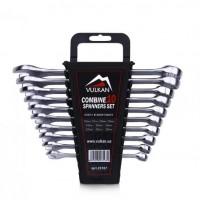 Набор ключей Vulkan 10-19 мм в футляре