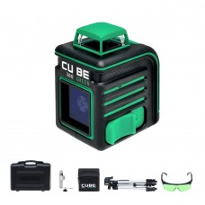 Лазерный нивелир ADA CUBE 360 ULTIMATE EDITION GREEN LASER (A00470)
