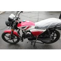 Мотоцикл Forte ALFA NEW FT125-K9A красный