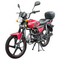 Мотоцикл Spark SP125C-2XWQ красный