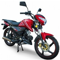Мотоцикл Spark SP125C-2C красный