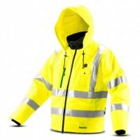 Аккумуляторная куртка c подогревом Makita CJ106DZXL