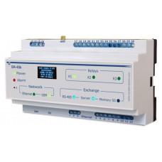 Контроллер web-доступа для управления MODBUS-оборудованием ЕМ-486