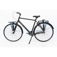 Велосипед Montego Nostalgic 28 Black