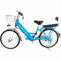 Электровелосипед Партнер ALISA LUX Blue