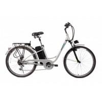Электровелосипед Maxxter CITY (Silver)