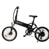Электровелосипед Benlin BL-GL (черный)